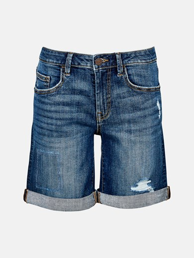 Girlfriend Shorts Denim