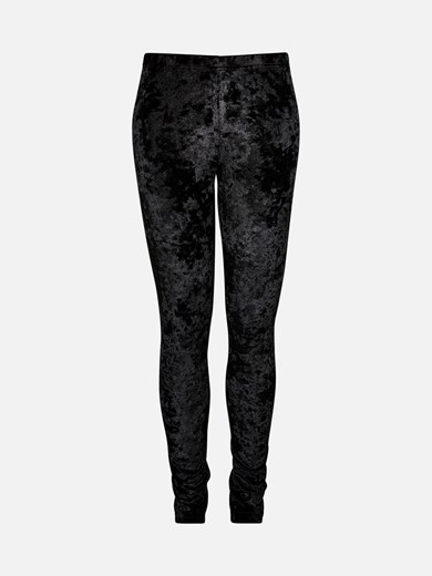 Vickey tights i velour