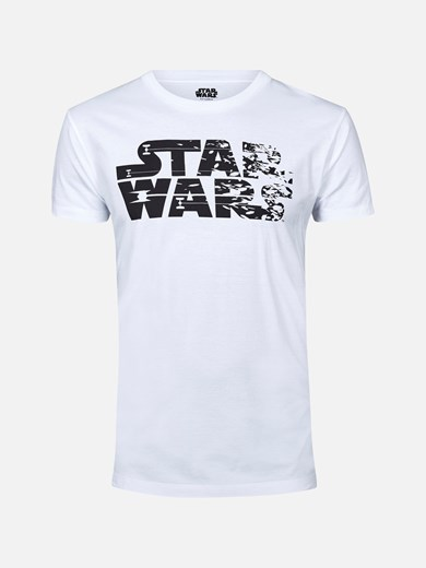 Star wars t-skjorte